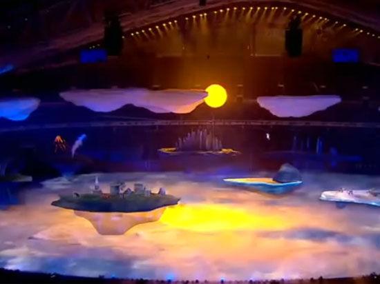 Организаторы открытия и закрытия Олимпиады в Сочи получат театральную премию