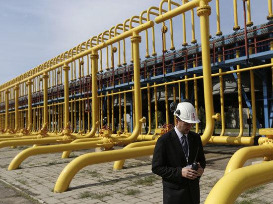 Киев набивает цену российского газа