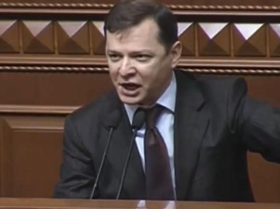 Украинский депутат хочет выкрасть главу
