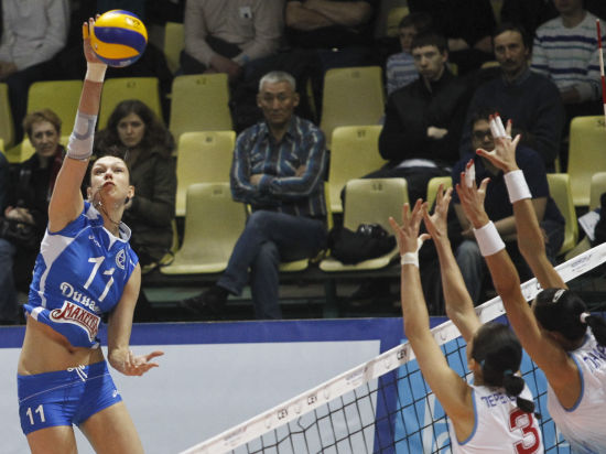 Екатерина Гамова рассказала о реалиях нынешнего чемпионата мира по волейболу