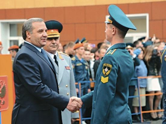 Вузы МЧС приняли в свои ряды крымчан