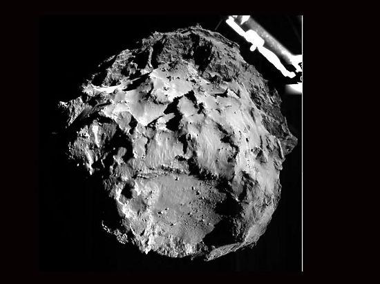 На комете Чурюмова-Герасименко могут найти жизнь