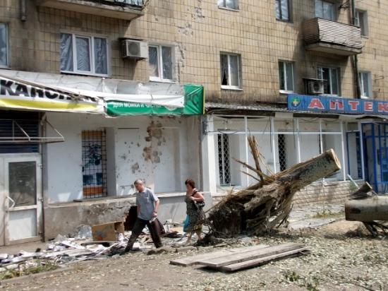 Из Луганска и Донецка бежало более 22 тысяч человек за 5 дней