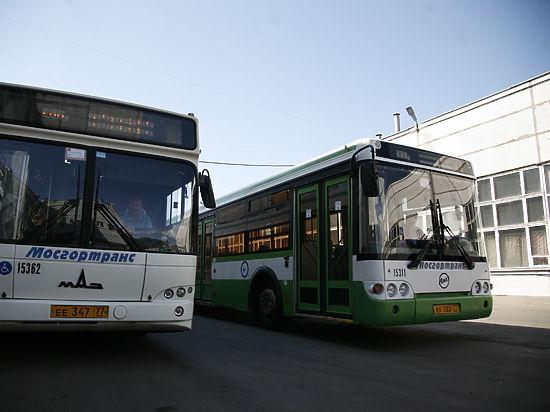 Попавший вДТП автобус подаст сигнал бедствия