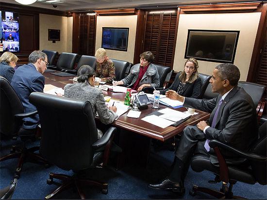 Демократы и республиканцы единогласно требуют послать летальное оружие Киеву – сопротивляется только президент Обама