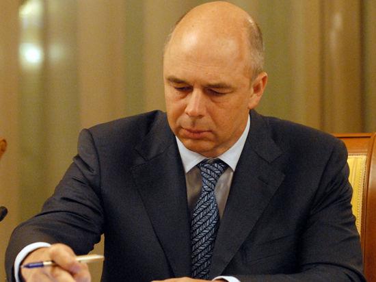 Антон Силуанов поднял руку на наши зарплаты