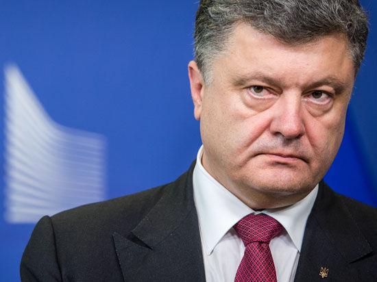 Порошенко выступил с программной речью об урегулировании конфликта на Украине