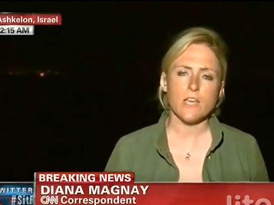 Корреспондентка CNN, обозвавшая израильтян