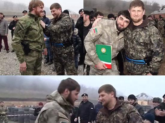 Рамзан Кадыров объявил чеченских добровольцев