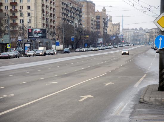 К Кутузовскому проспекту будет вести новая дорога
