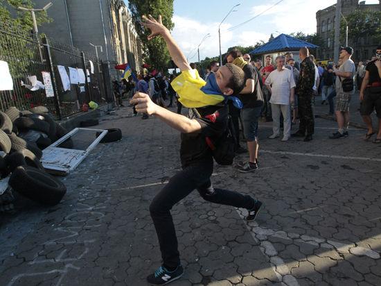 «Каменный век» украинской дипломатии
