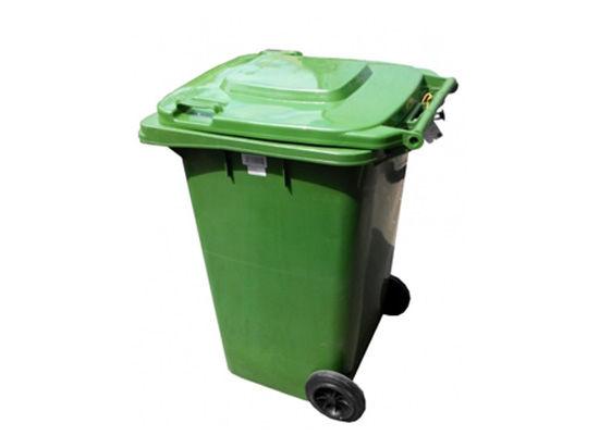 Какие бывают баки для мусора