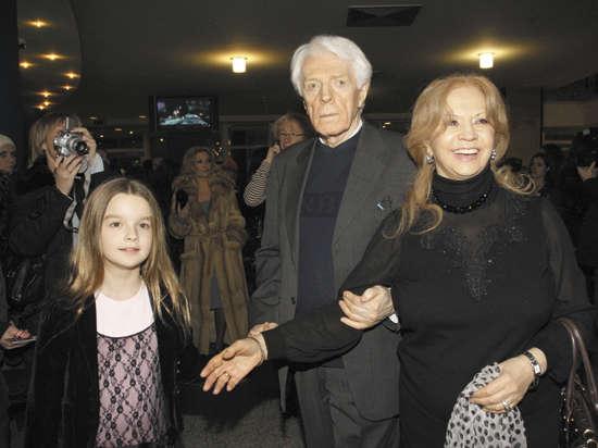 олег стриженов и его жены фото