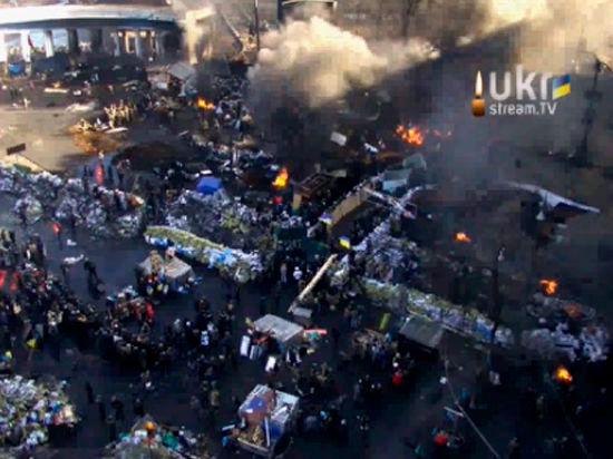 Генпрокуратура Украины закончила расследование об убийствах на Майдане: виноват «Беркут»