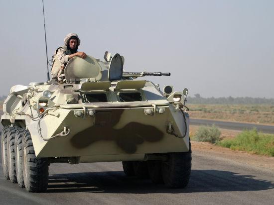 Армия украины начала наступление на