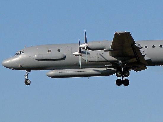 Латвия подняла в воздух истребители НАТО для перехвата Ил-20 ВВС РФ