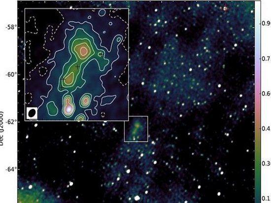 Астрономы открыли еще один Млечный путь
