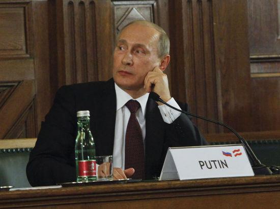 Путина в Буэнос-Айресе встретили геи и украинцы