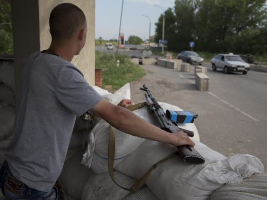 Кровавый счет Порошенко - больше тысячи мирных граждан, погибших в АТО