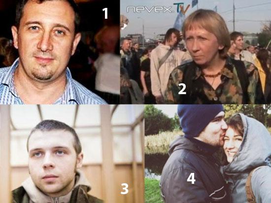 Всем сидеть: Суд признал виновными еще четырёх человек с Болотной