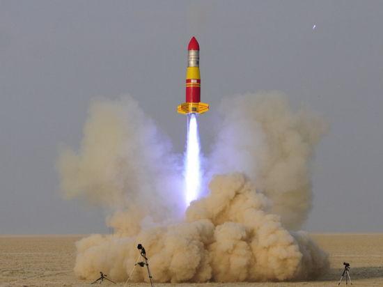 Ракета, состоящая из бочек с пивом, взлетит в небо в сентябре