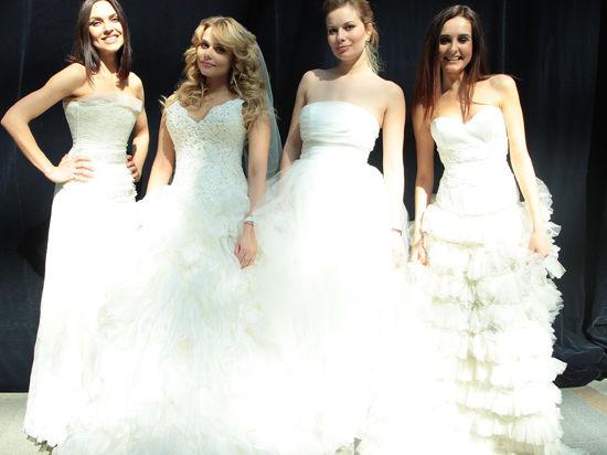 Анна Городжая и «Блестящие» открыли брачный сезон,