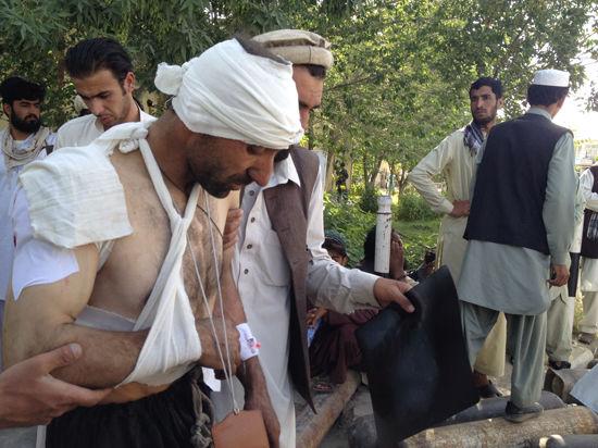 «Талибан» взял на себя ответственность за нападение на аэропорт Кабула