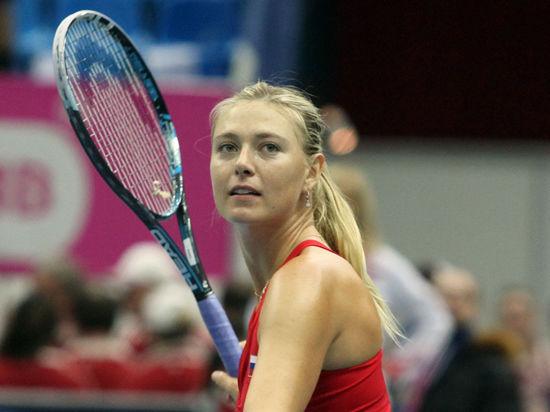 Шарапова обыграла Халеп и стала двукратной победительницей