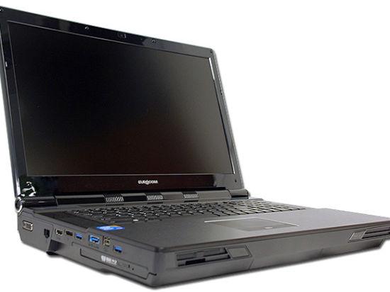 Представлен самый мощный ноутбук в мире