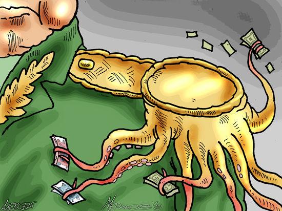 Фигурант дела ГУЭБиПК: «В России нужно отменить наличные деньги вообще.  Тогда не будет ни воровства, ни коррупции»