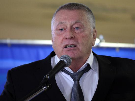 Канада ввела санкции против Жириновского