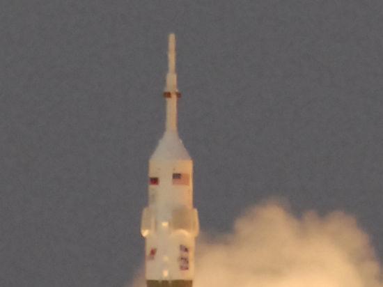 В России могут создать сверхтяжелую ракету на базе метанового двигателя