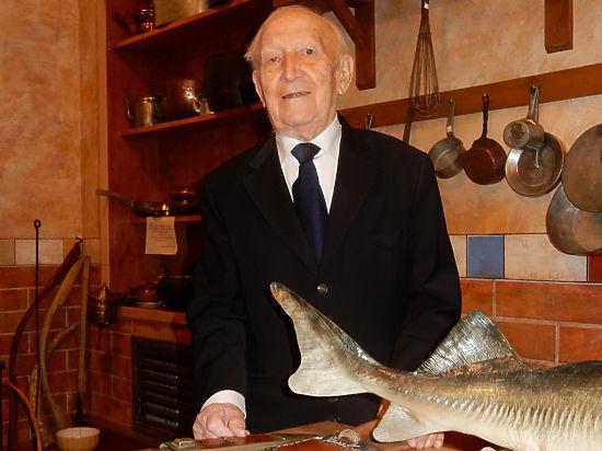 Сто лет в обед. Старейший шеф-повар России рассказал о тайнах сталинской кухни