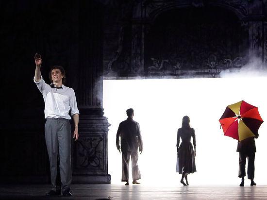 В новой версии балета «Гамлет» обошлись почти без хореографии