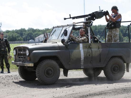 Замглавы СНБО Коваль : Силовиков под Луганском обстреляли из