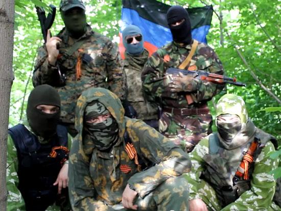 Греки воюют на Украине на стороне ополчения ДНР