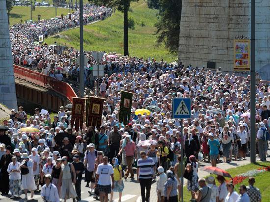 «Не только церковный праздник, а праздник русской истории и культуры»