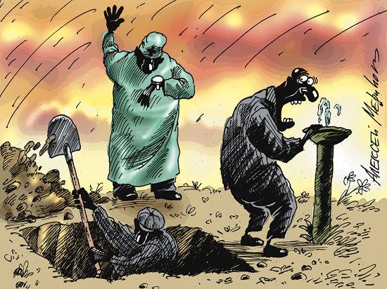 Россия может оказаться бессильна перед новыми отравляющими веществами