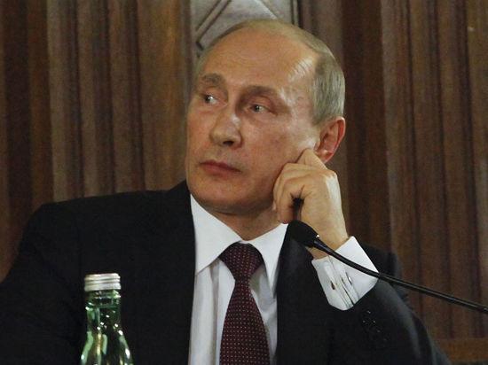 Заседание Совета безопасности РФ: