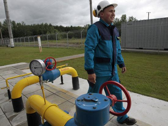Топлива на Украине осталось лишь до ноября