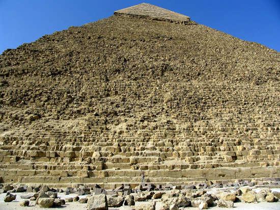 Строители пирамид