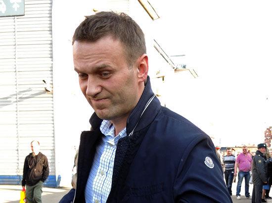 Навального хотели отправить в СИЗО за призыв «наказать Путина»