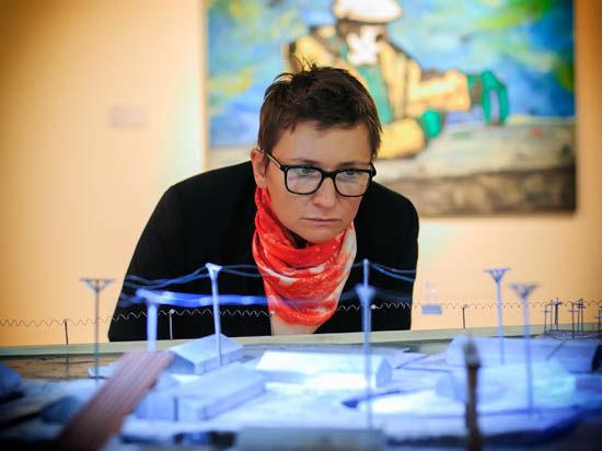 Диана Арбенина хочет открыть собственную выставку