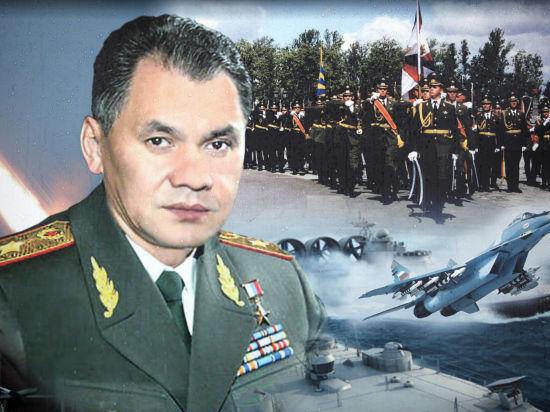 Шойгу: Российская армия готова выполнить любой приказ по Украине
