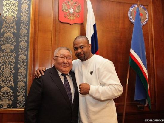 Егор Борисов: «Готовимся позвать в Якутск юношеские Олимпийские игры»