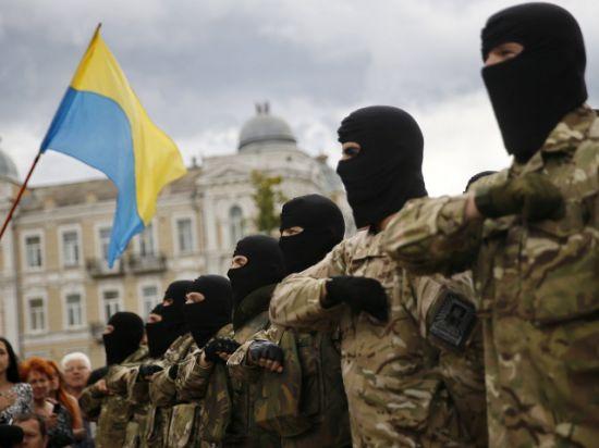 Вашингтон поддержал действия украинской армии в Донбассе