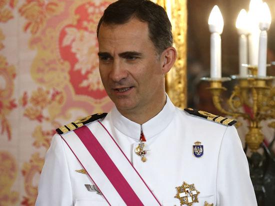 Коронация эконом-класса: вступление на испанский престол короля Филиппа VI обставили скромно