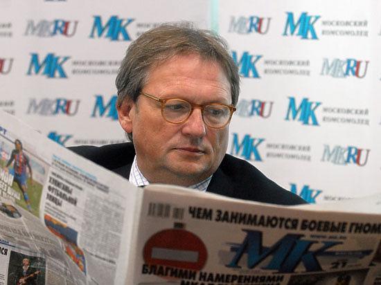 Борис титов рассказал о патентах и