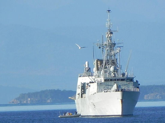 МИД РФ: Учения ВМС США в Черном море - провокационная затея
