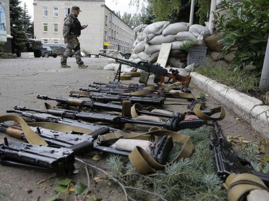 Силы АТО пополнят 100 тыс резервистов, готовы взять оружие - миллион